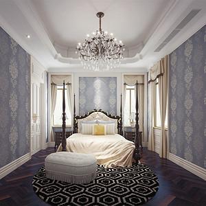 四季苑 欧式风格 卧室