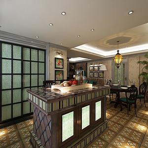 英式风格餐厅