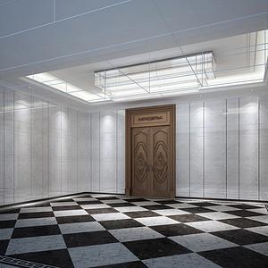 新古典风格 玄关装修效果图 独栋别墅