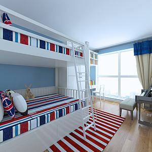 左安漪园 北欧风格 儿童房装饰