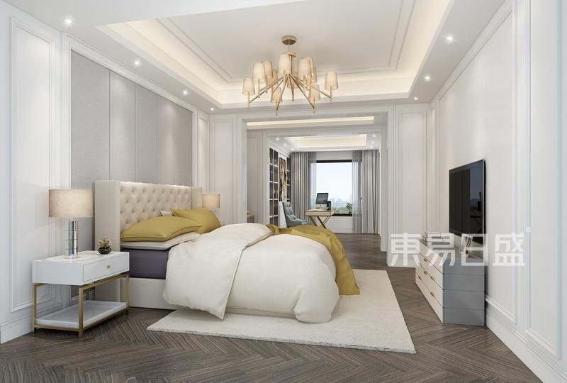 卧室现代轻奢装修效果图效果图 装修效果图大全2018图片 1147922 东