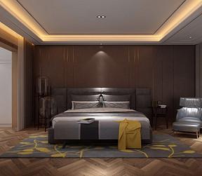 中式风格卧室