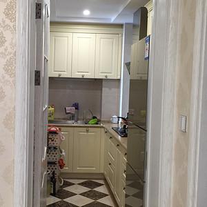 金都上品新古典风格实景图厨房