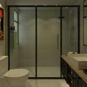 西山艺境-新中式-卫生间
