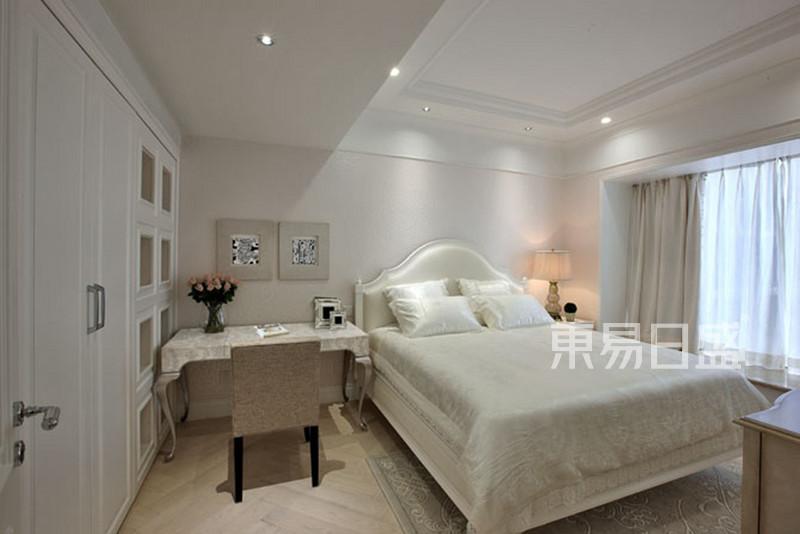 卧室实景图-欧式古典