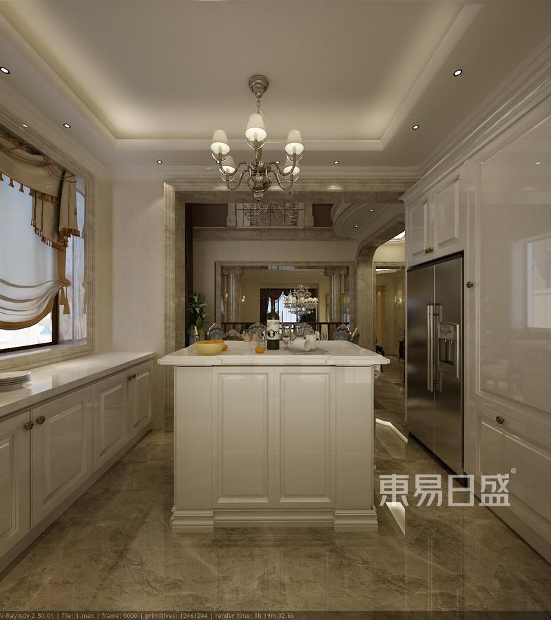 欧式古典 - 厨房