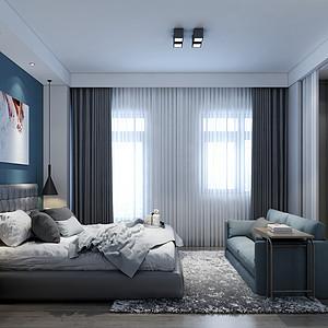 北欧风格卧室