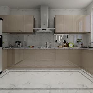 复康路十一号新装饰风格厨房装修效果图