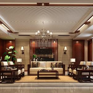 亚运新新家园-480平米-中式