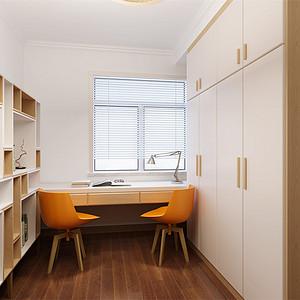 新中式-书房