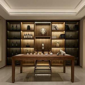 现代简约风格茶室