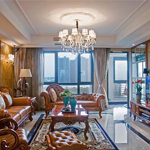 ART蓝海社区180户型室内设计