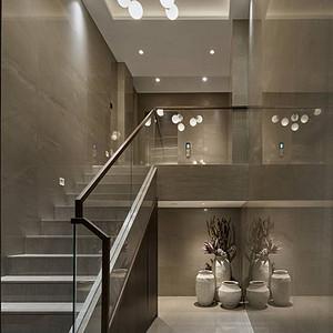 现代简约风格楼梯