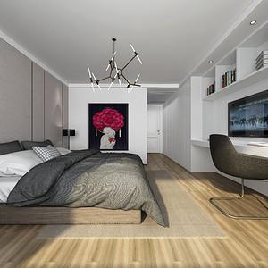 卧室装修效果图 现代简约风格装饰