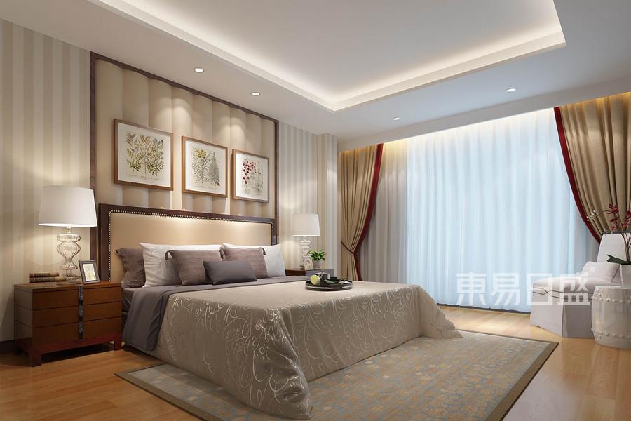 新古典卧室