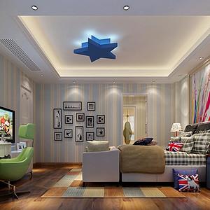法式风格 儿童房装修效果图