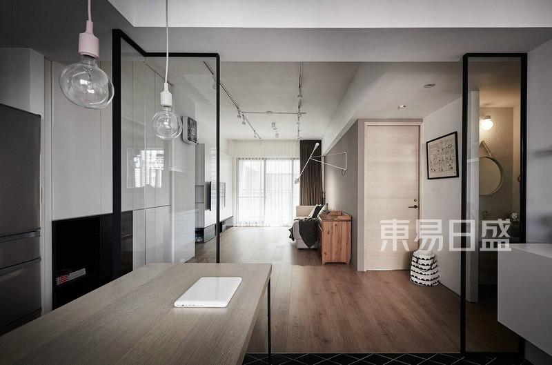 中朝悦榕庄现代台式风格客厅