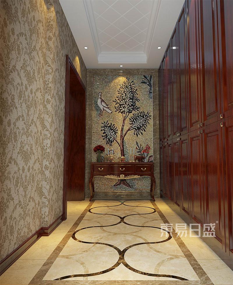 欧式古典 - 盛世天下欧式风格走廊装修效果图