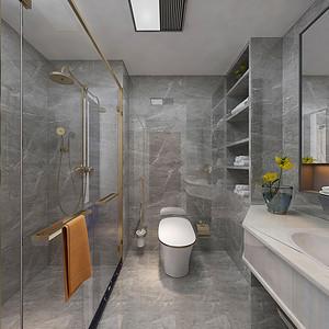 卫生间利用空间,巧妙的布局