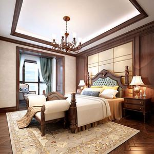 卧室装修效果图4