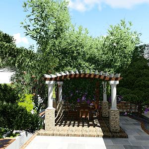 保利·高尔夫花园+混搭风格
