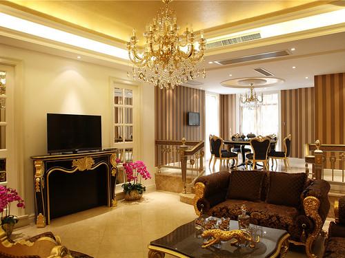 欧式古典 别墅装修装修设计理念