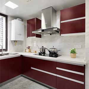 现代新简约风格厨房装修