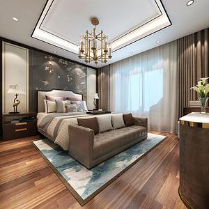 主卧卧室是不仅是睡眠休息的地方