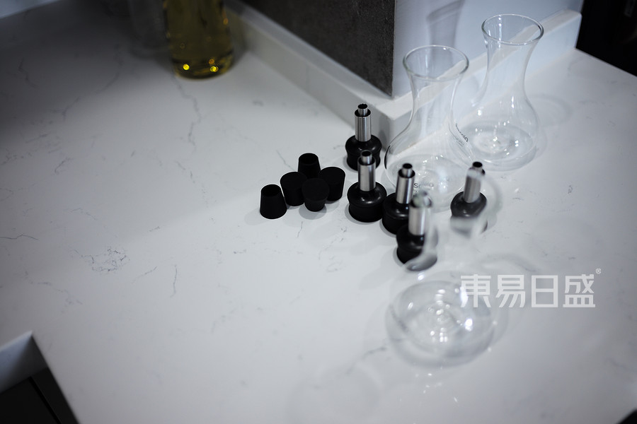 厨房-现代简约-实景图