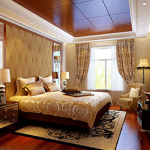 欧式古典-卧室