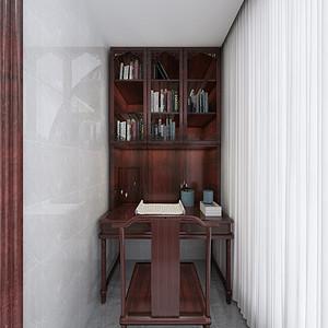 新中式-阳台