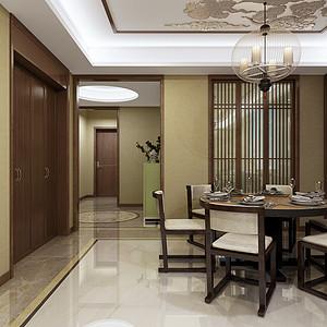 新中式-餐厅