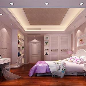 现代前卫 儿童房装修效果图 别墅设计
