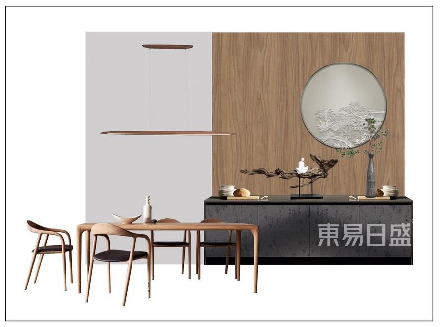 平凡住宅-新中式-结果图