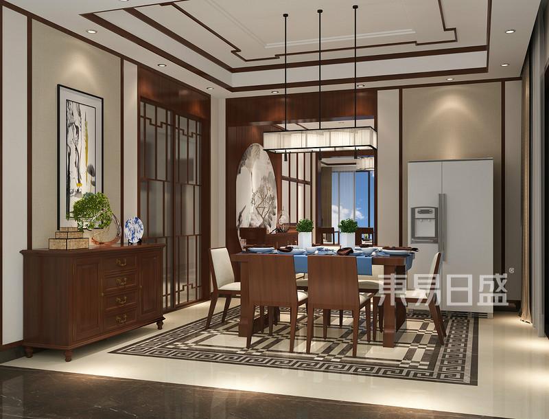 新中式 - 餐厅新中式装修效果图