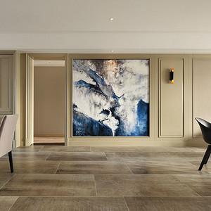 保利达江湾城新古典客厅