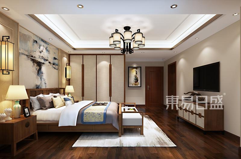 王建锋老师现代中式公寓设计
