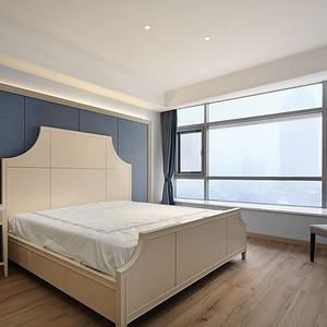 保利达江湾城新古典卧室