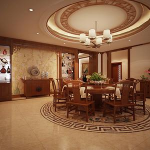 金沙府--新中式风格