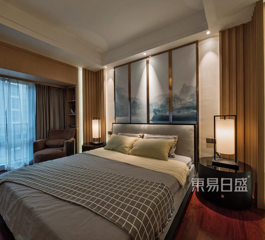四居室及以上-新中式-效果图