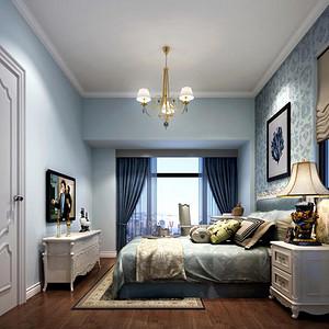 简欧风格 儿童房装修效果图 三室两厅