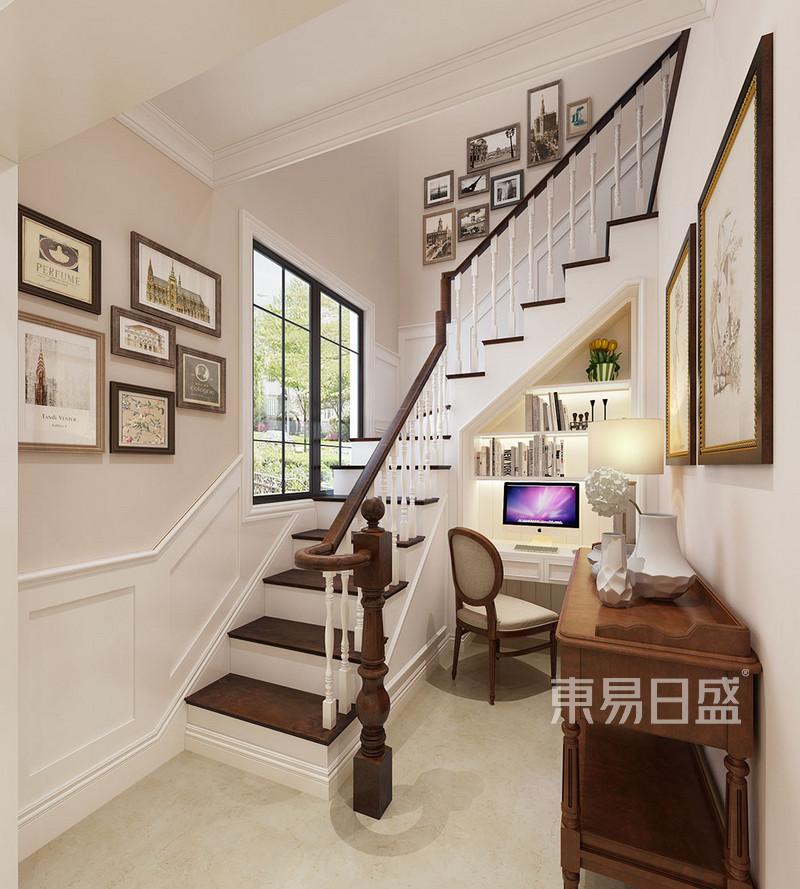 > 楼梯装修效果图