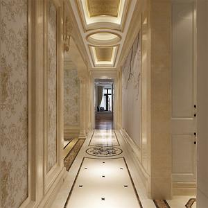欧式古典-走廊