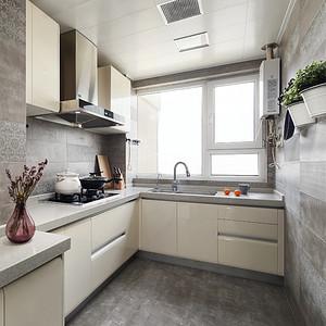 擎天半岛现代简约厨房
