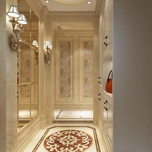 欧式古典-入户门厅