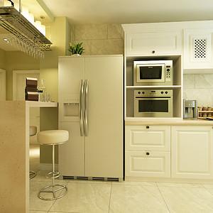 大连现代简约装修-厨房
