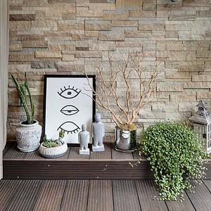 朴园竹山苑-134m²-简美风格