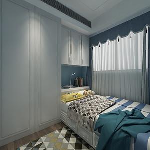 现代简约 儿童房装修效果图 三室两厅