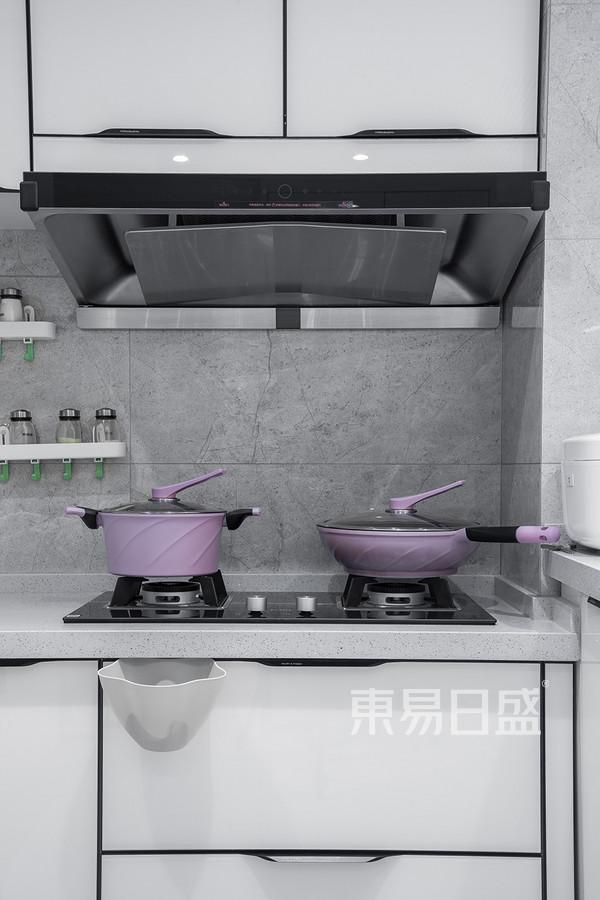 厨房装修实景图