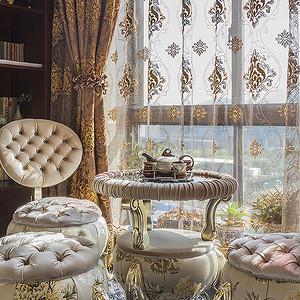 欧式古典风格-阳台